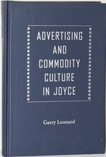 Advertising and Commodity Culture in Joyce