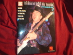 The Best of Stevie Ray Vaughn. Sheet Music