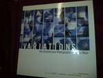 Variations. the Architecture Photographs of Jenny Okun. Signed Letter Laid in