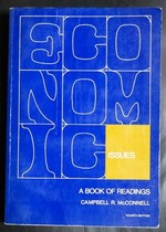 Economic Issues:  a Book of Readings