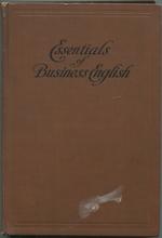 Essentials of Business English