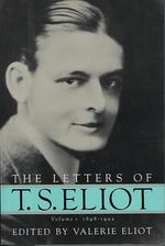The Letters of T.S. Eliot|Eliot, T.S.