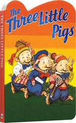 The Three Little Pigs-Board Book. (Book-Children's)