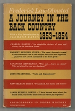 A Journey in the Back Country, 1853-54