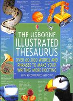 The Usborne Illustrated Thesaurus (Usborne Illustrated Dictionaries)