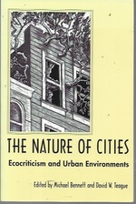 The Nature of Cities:  Ecocriticism and Urban Environments