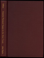 Amorite Personal Names in the Mari Texts:  a Structural and Lexical Study