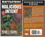 Battletech 24:  Malicious Intent
