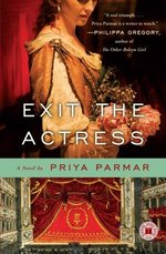 Exit the Actress:  a Novel