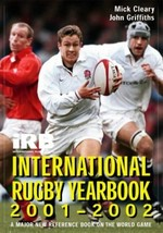 IRB International Rugby Yearbook 2001-2002