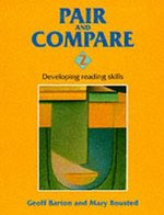 Pair and Compare 2:  Developing Reading Skills at Key Stage 4