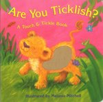 Are You Ticklish? (Touch & Tickle Book)