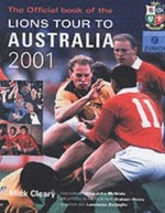 Wounded Pride:  The Official Book of the Lions Tour to Australia 2001
