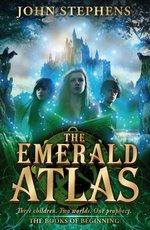 The Emerald Atlas: The Books of Beginning 1
