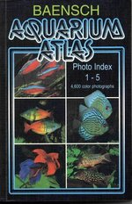 Aquarienatlas 1-Englische Ausgabe