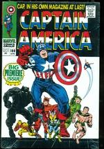Captain America Omnibus, Vol. 1-(Marvel Omnibus:  Captain America