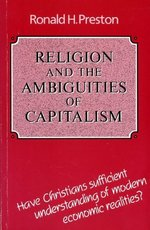 Religion and the Ambiguity of Capitalism