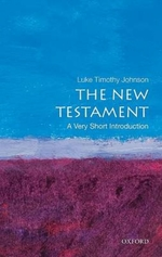 New Testament:  a Very Short Introduction