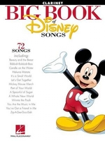 The Big Book of Disney Songs (Clarinet)