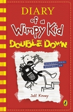 Diary of a Wimpy Kid Double Down Book