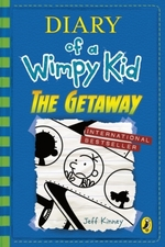 Diary of a Wimpy Kid the Getaway Book