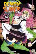Demon Slayer:  Kimetsu No Yaiba, Vol. 14