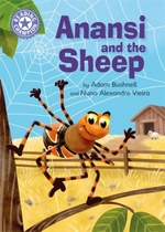 Reading Champion:  Anansi and the Sheep