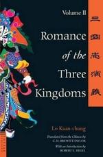 Romance of the Three Kingdoms Volume 2