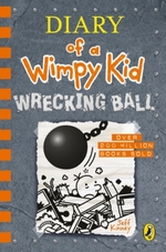 Diary of a Wimpy Kid Wrecking Ball Boo