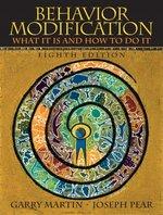 Behavior Modification|Martin, Garry L., and Pear, Joseph
