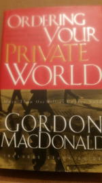 Ordering Your Private World.