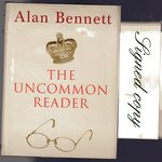 The Uncommon Reader-Signed Copy