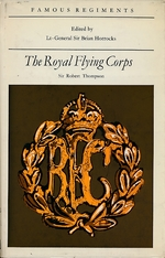 The Royal Flying Corps. Famous Regiments