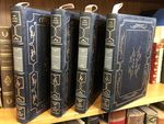 The Lives of the Noble Grecians and Romans [Four Volumes]