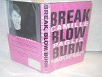 Break, Blow, Burn:  Camille Paglia Reads Forty-Three of the World's Best Poems. Signed By Author