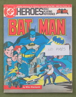Batman Role-Playing Sourcebook (Dc Heroes)-No Maps|Mike Stackpole