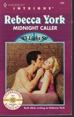 Midnight Caller-Harlequin Intrigue 534