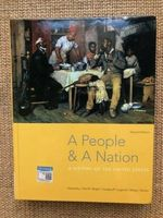 A People & a Nation:  a History of the United States 11/E