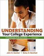 Loose-Leaf Version for Understanding Your College Experience