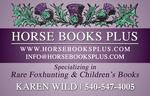 HORSE BOOKS PLUS